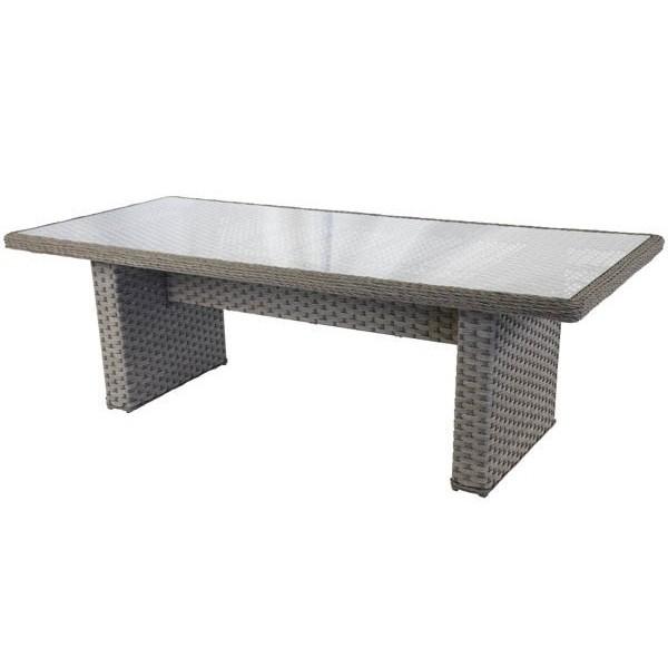 Muebles jardin fibra sintetica exterior conjuntos mesas for Conjunto jardin fibra sintetica